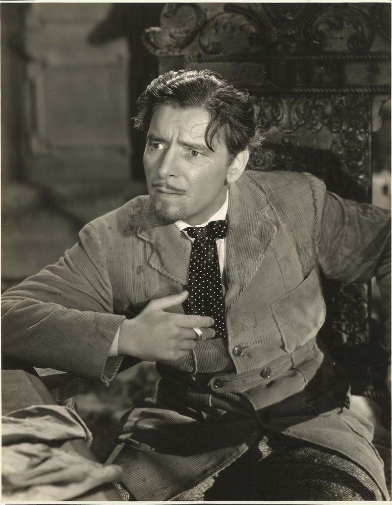 "RONALD COLMAN in ""The Prisioner of Zenda"" Original Vintage Photo 1937"