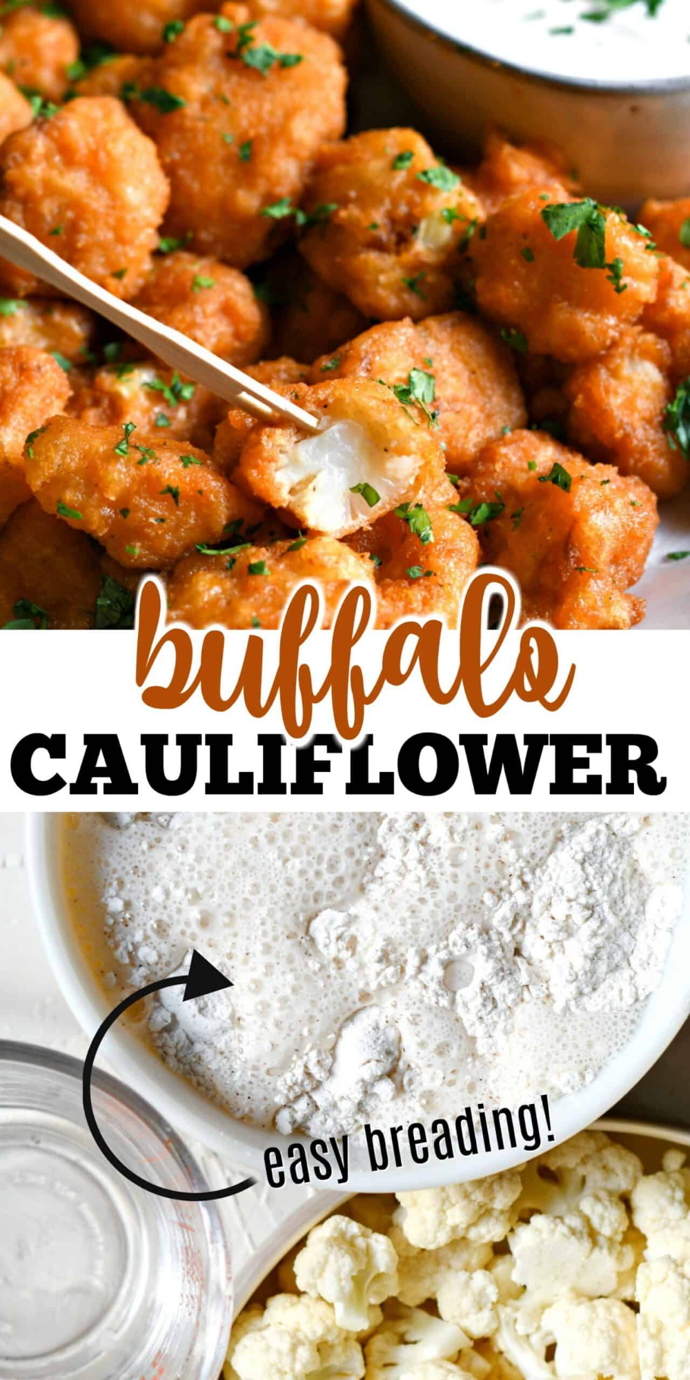 Crispy Vegan Cauliflower Wings Tossed With Homemade Buffalo Sauce Are So Delicious You Won T Even M In 2020 Vegan Cauliflower Wings Cauliflower Wings Vegan Cauliflower