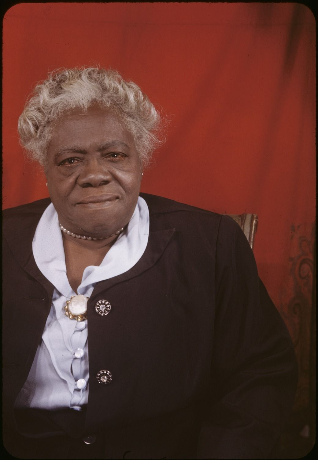 Mrs Mary Mcleod Bethune African American Civil