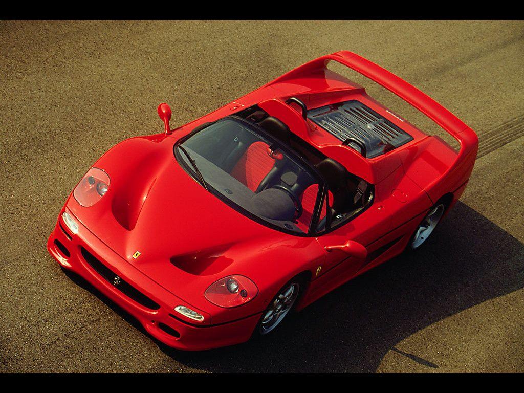 Ferrari F50 Excellent Car