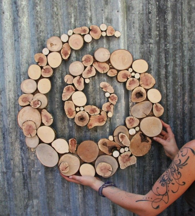 38+ Wood circles for crafts lowes ideas