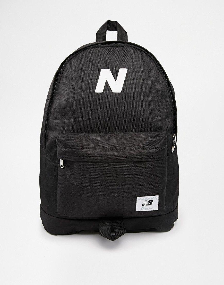 559f6cc8a20e New Balance Mellow Backpack Black