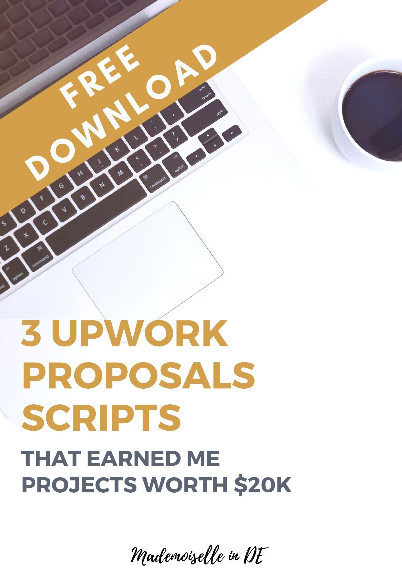 In this post, I'm sharing some Upwork proposal tips that I