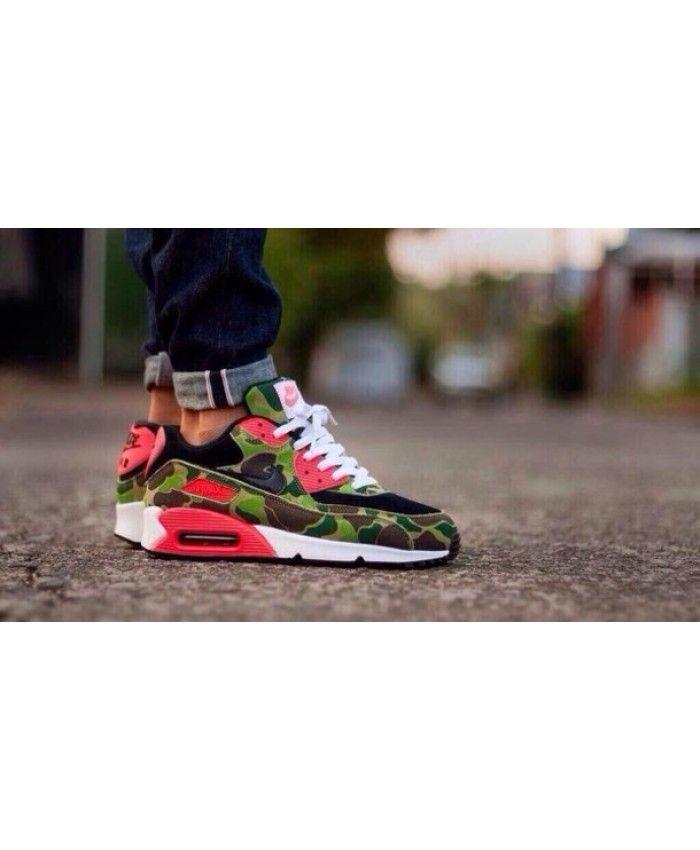 low priced d62e3 5734a Nike Air Max 90 Duck Hunter Camo Cheap