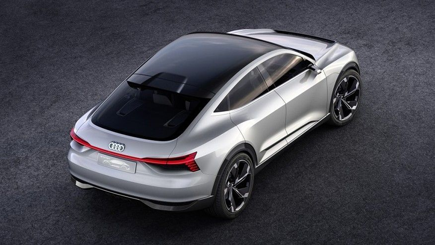 Audi Electric Cars Will Come With Solar Roofs Audi E Tron E Tron Electric Car Concept