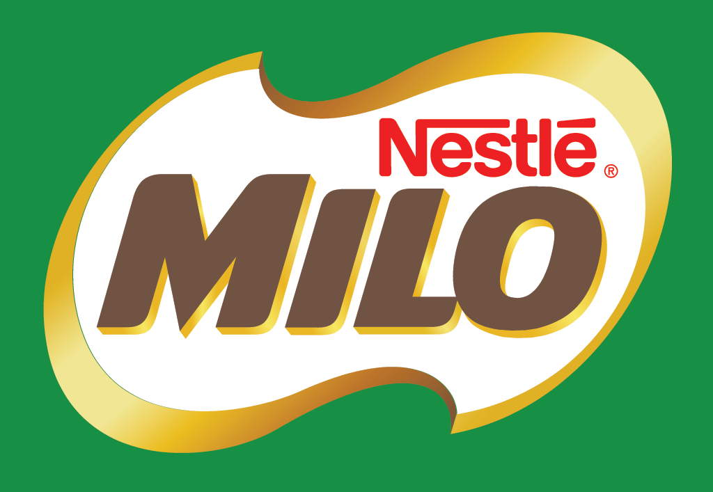 Milo Logo Desain logo, Makanan, Kemasan