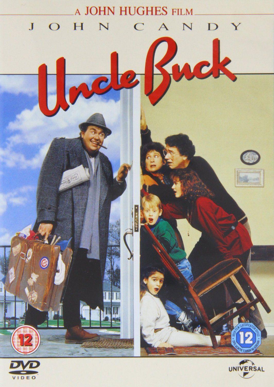 uncle buck dvd amazoncouk john candy macaulay
