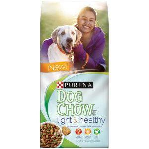 Purina Dog Chow Light Healthy Total Care Nutrition Dog Food