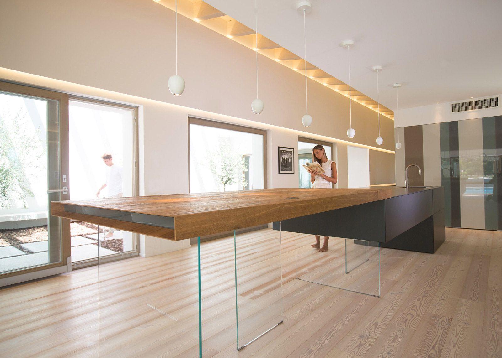 Minimalist house interior | Architektur | Minimalistische-Häuser ...