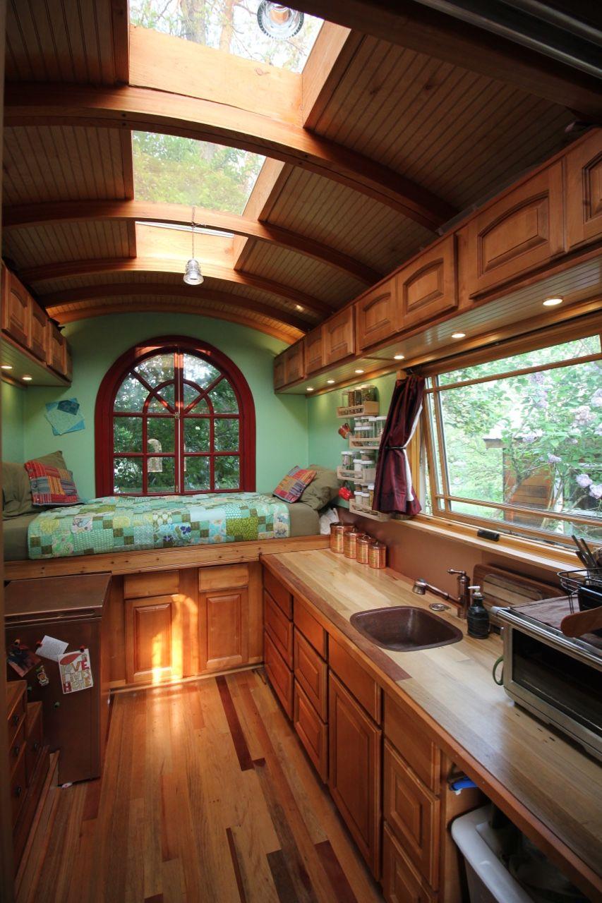 Design Tiny Home: Lina Menard + Niche Consulting / Photos