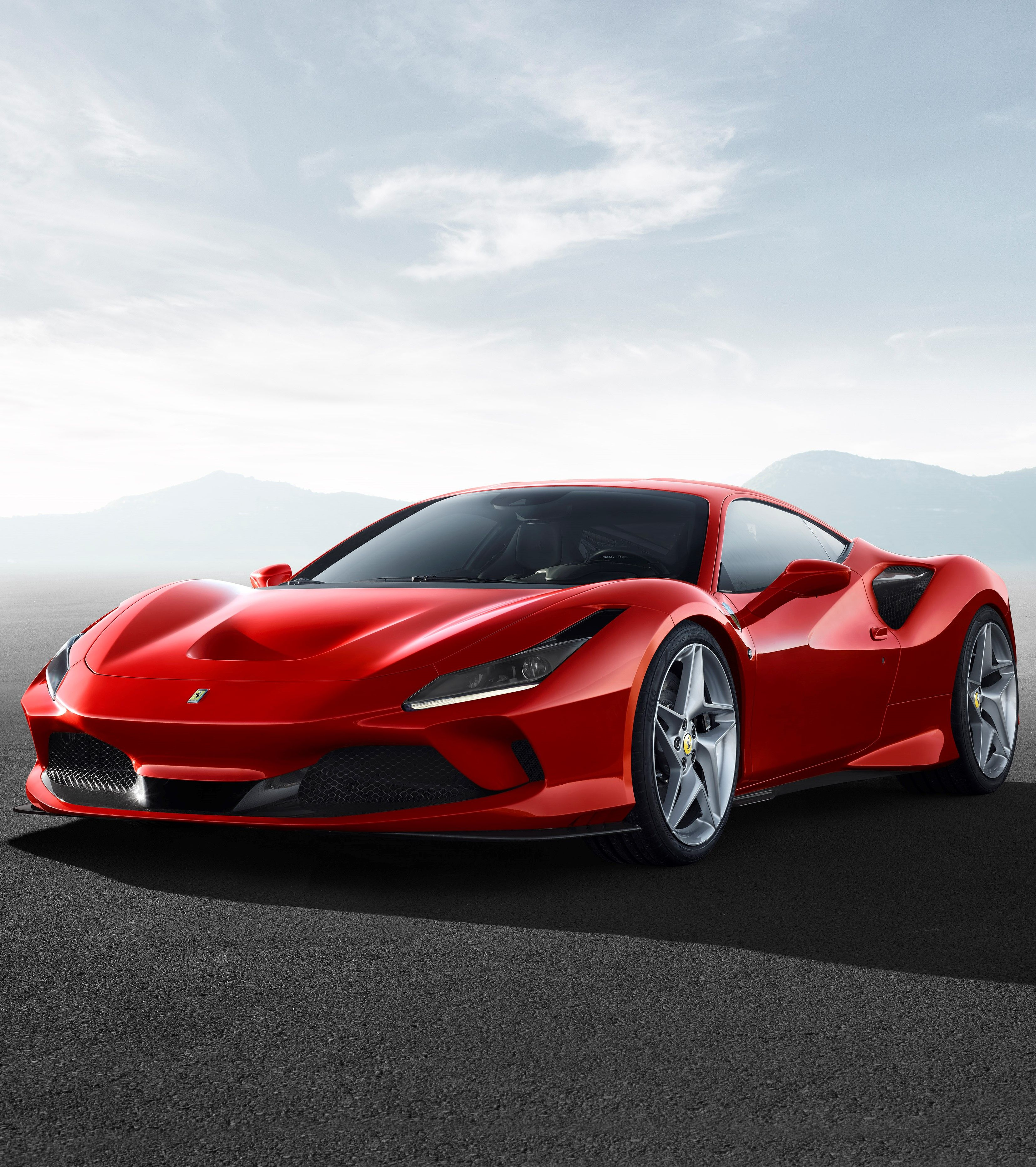 Ferrari F8 Tributo Successor To The 488 The Man With Images