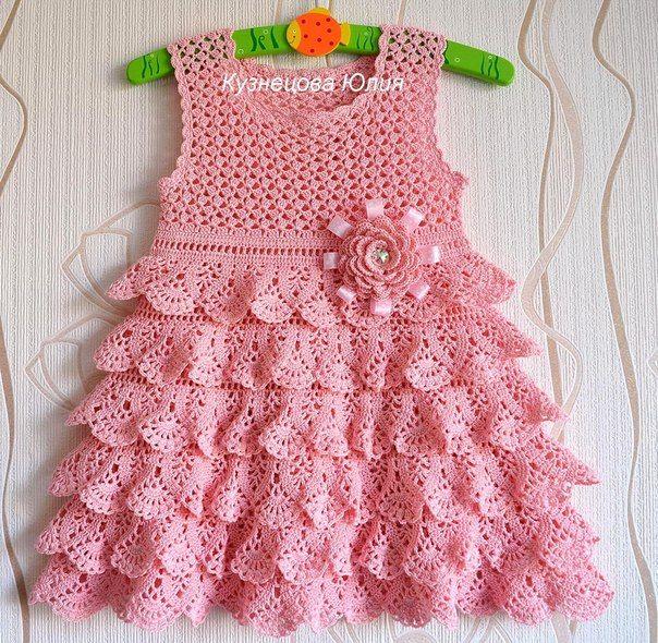 Pin de Nelcy Polania en bellezas en crochet | Pinterest | Nietos ...