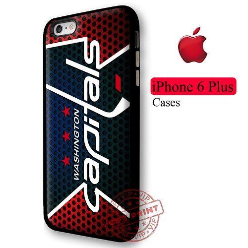 Washington Capitals Ice Hockey Team For iPhone 6 Plus 5.5