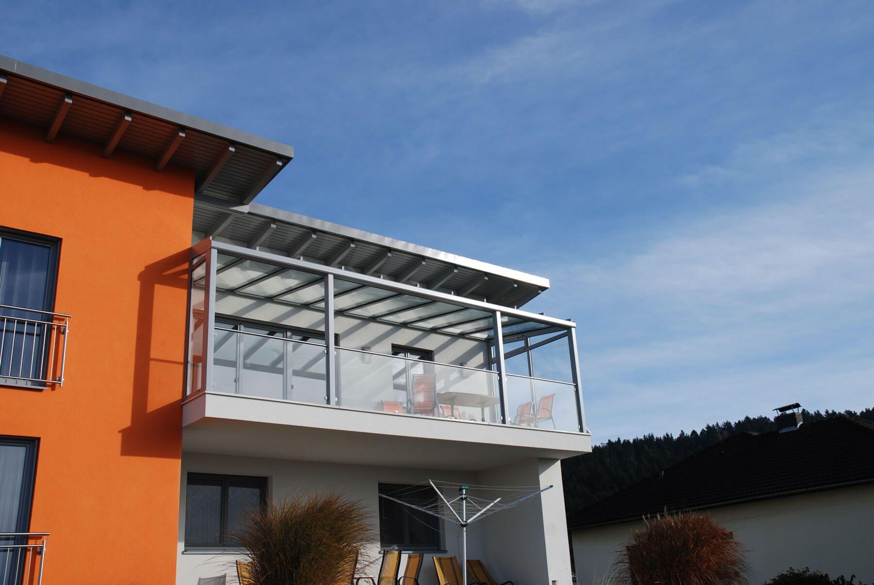 Terrassenüberdachung Balkon | Terrassenüberdachung, Balkon und ...