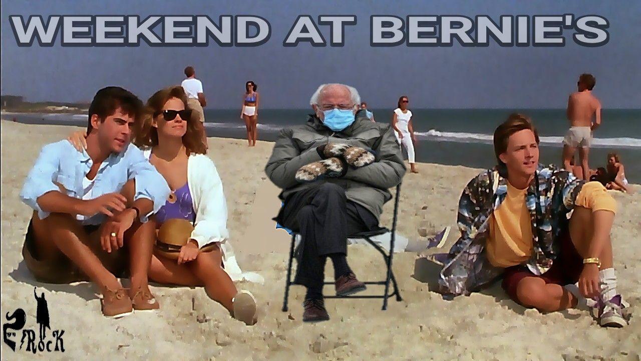 Pin By Eta E Rock On Bernie Sanders Memes In 2021 Weekend At Bernies Sumo Wrestling Bernie Sanders