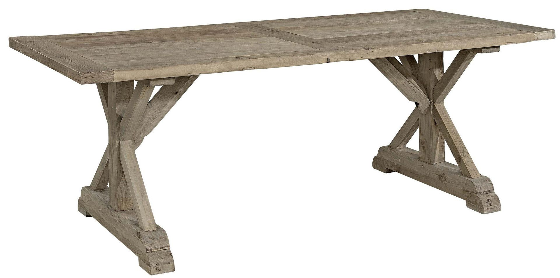 1499,00 EUR Artwood ELMWOOD Diningtable Cross 220x100