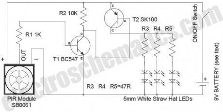 Motion Detector Motion Sensor Light Wiring Diagram