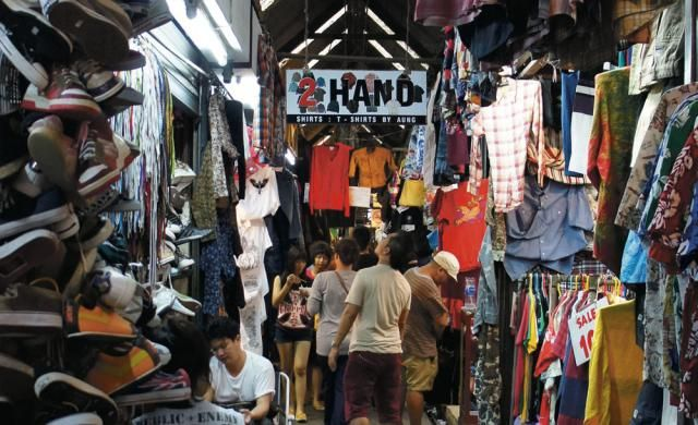 Where To Find Secondhand Fashion And Furniture Steals In Bangkok Vintage Store Thailand Adventure Bangkok