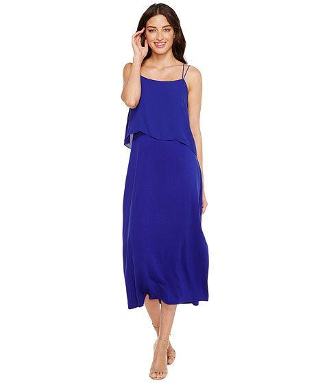 b02cc2abcd173 LANSTON Slit Cami Midi Dress. #lanston #cloth #dresses | Lanston | Cami  midi dress, Dresses, Formal dresses