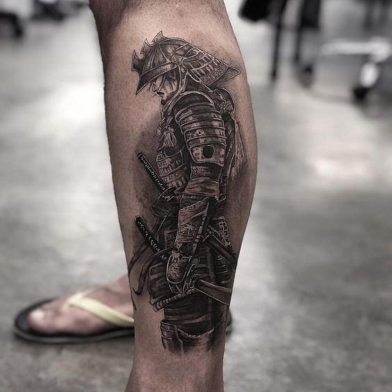 The 70 Best Samurai Tattoos for Men