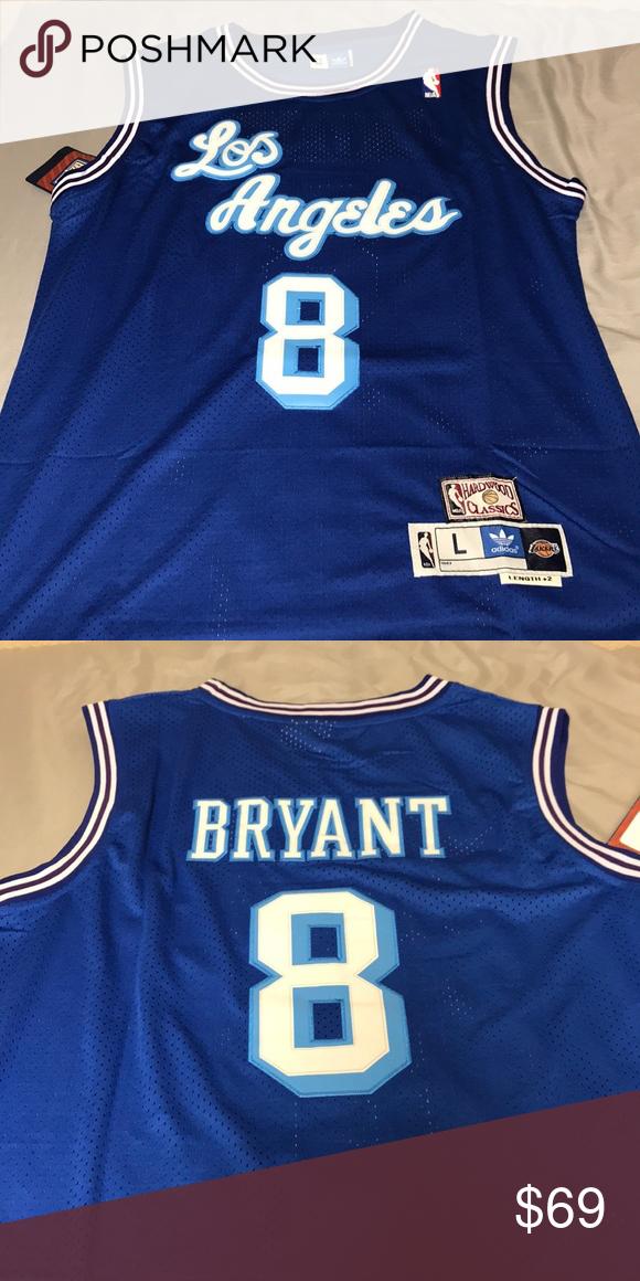 the latest dfd52 3baed Los Angeles Lakers Kobe Bryant Jersey Kobe Bryant Throwback ...