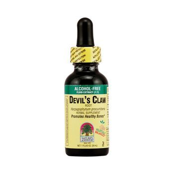 Nature's Answer Alcohol Free Devil's Claw Root (1x1 Oz)