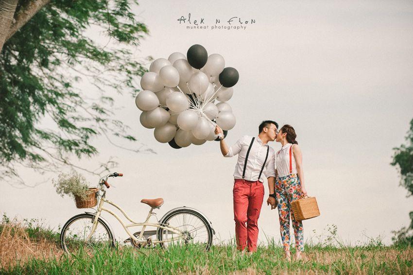 Engagement Portrait Alex Fion With Images Pre Wedding