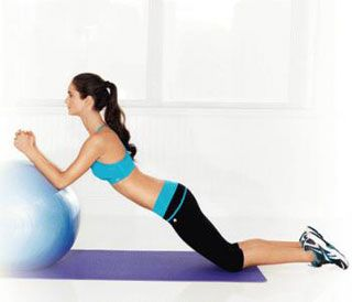 Get a Flat Belly and Say Bye-Bye to the Pooch