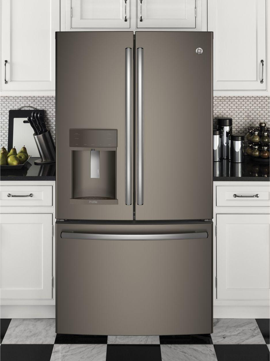 Profile 278 cu ft slate french door refrigerator energy star ft slate french door refrigerator energy star rubansaba