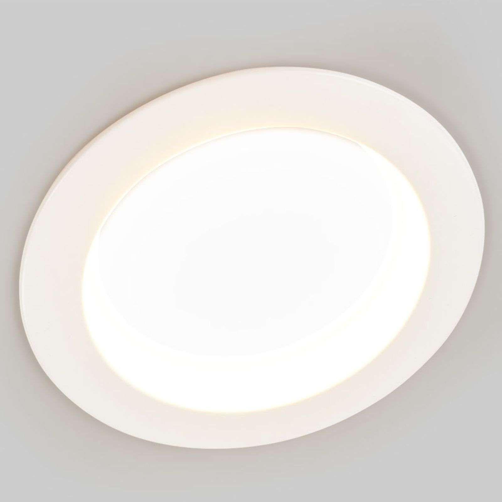 27 W Led Einbaustrahler Piet 3 000k 4 000k 6 000k In 2020 Led Led Lamp Witte Verf