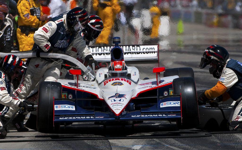 Dan Wheldon Photos Photos Toyota Grand Prix of Long Beach