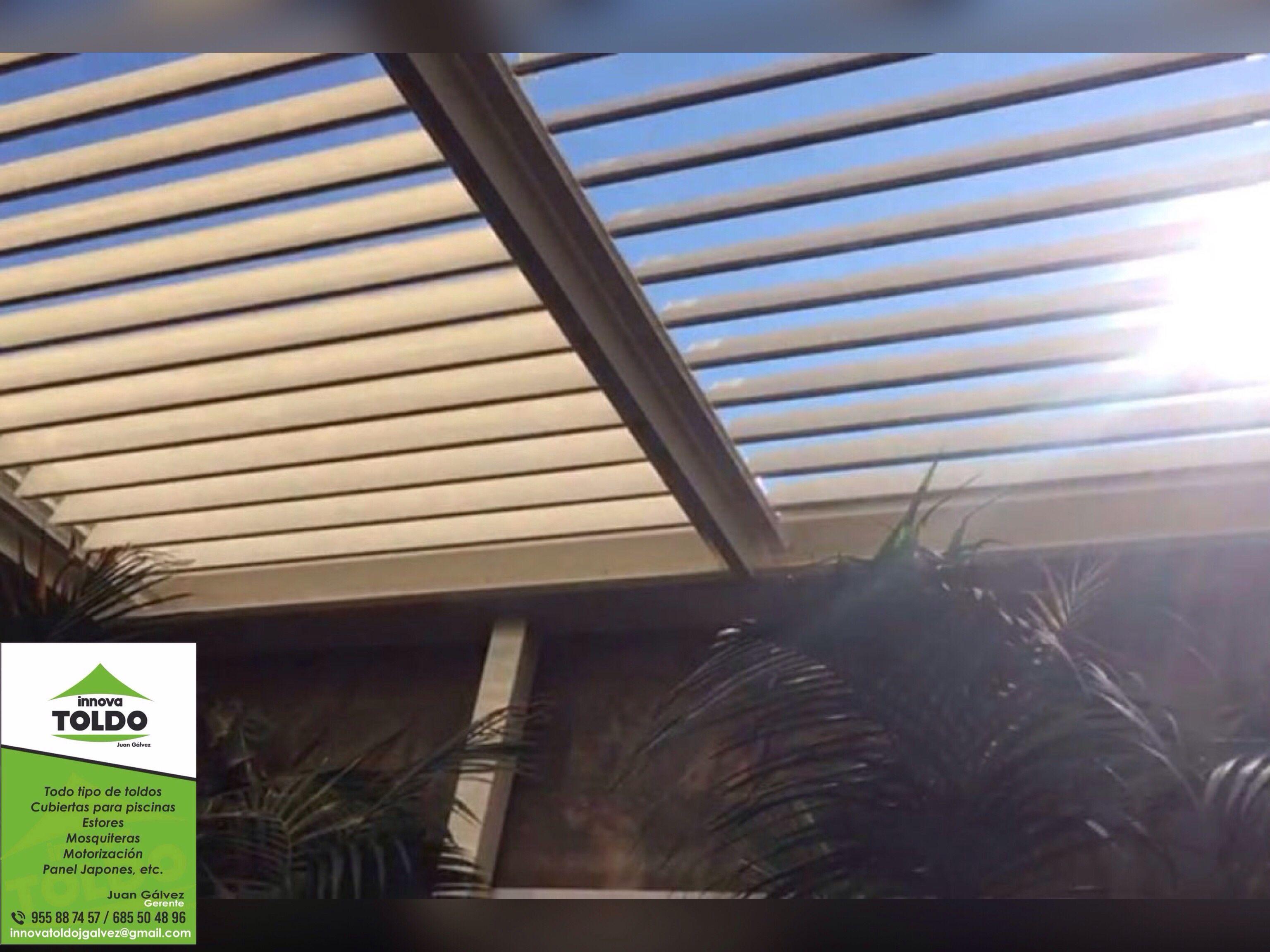 Pergola Bioclimatica Aluminio Pergolas Colores Ral 4 Estaciones Del Ano