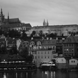 Prague viewed form Charle's Bridge