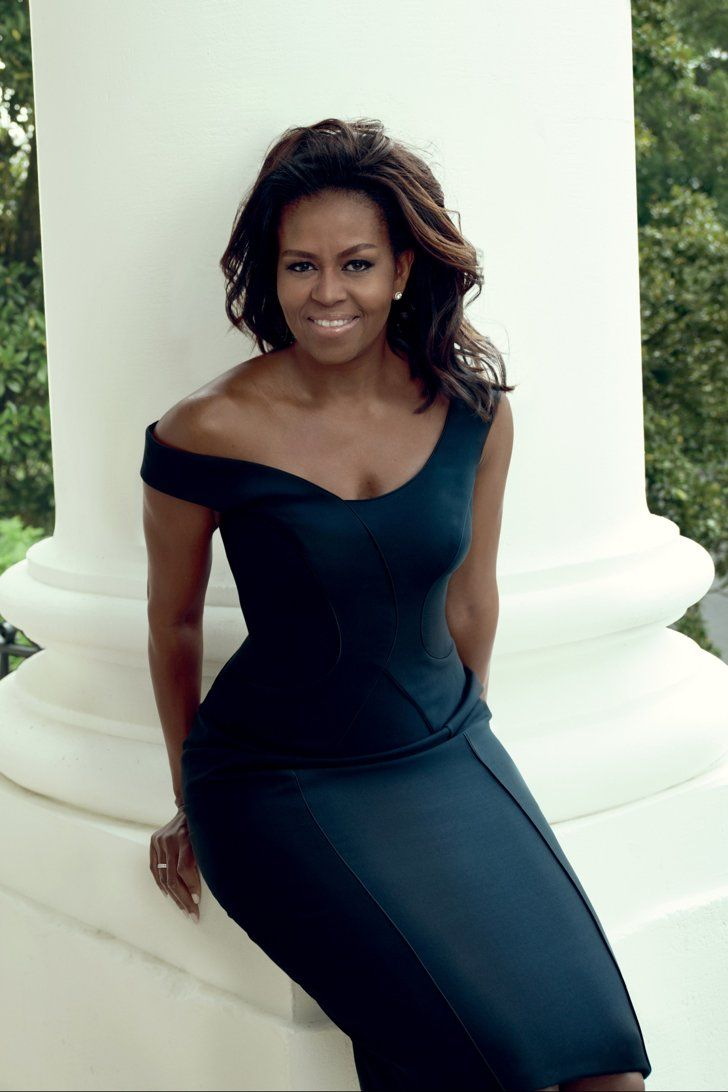 Michelle obama s vogue cover highlights the style and substance we ll miss in the white