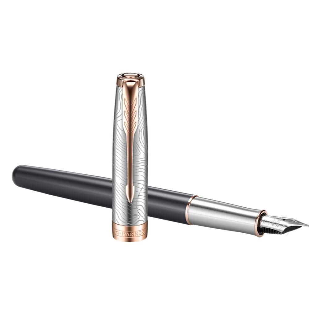 Parker Sonnet Stratum Special Edition Fountain Pen 2018 Pen Fountain Pen Parker Sonnet