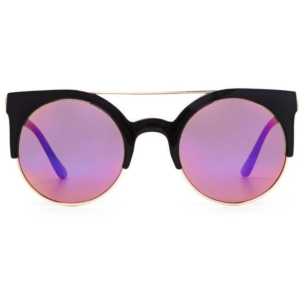 Forever 21 Matte Cat-Eye Sunglasses ($7.90) ❤ liked on Polyvore featuring accessories, eyewear, sunglasses, cateye glasses, forever 21, forever 21 sunglasses, forever 21 glasses и matte sunglasses