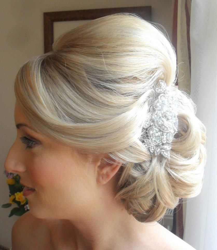 Bridal Hair 25 Wedding Upstyles And Updos: Upstyles By All Things Girlie Hair & Makeu…