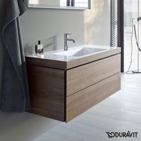 Duravit Vero Air Waschtisch Mit Waschtischunterschrank Mit 2