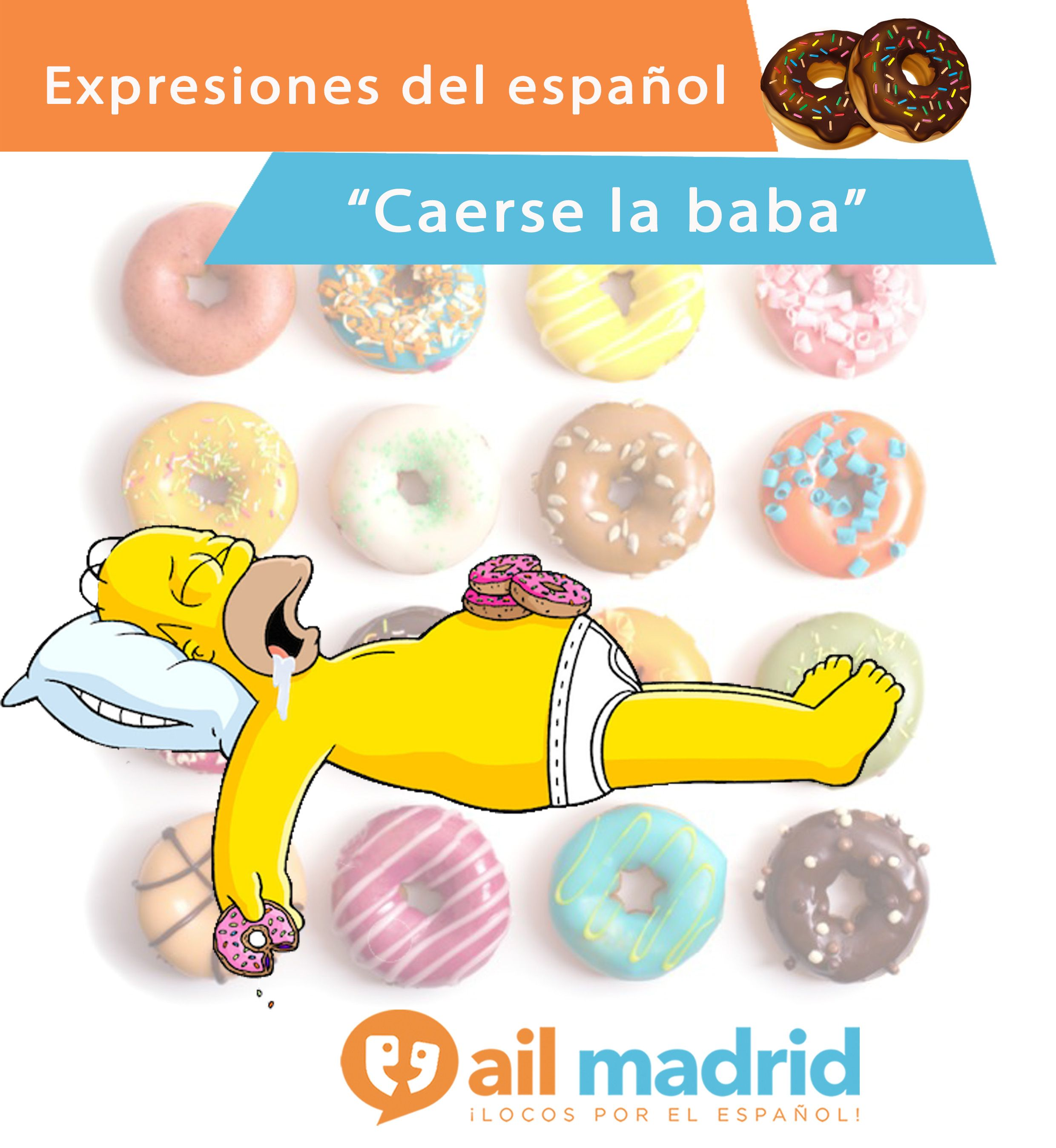 Funny Spanish Expression When You Drool Over Something
