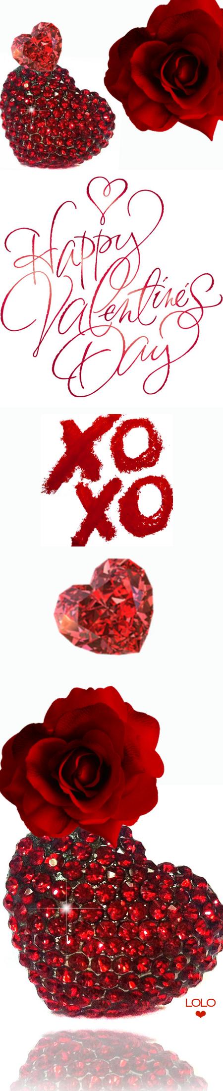 Happy valentineus day lolo my funny little valentine