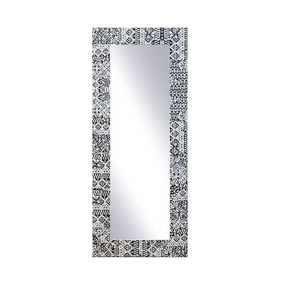 Grosse Patchwork Spiegel 200 X 80 Cm Patchwork Mirror Spiegel