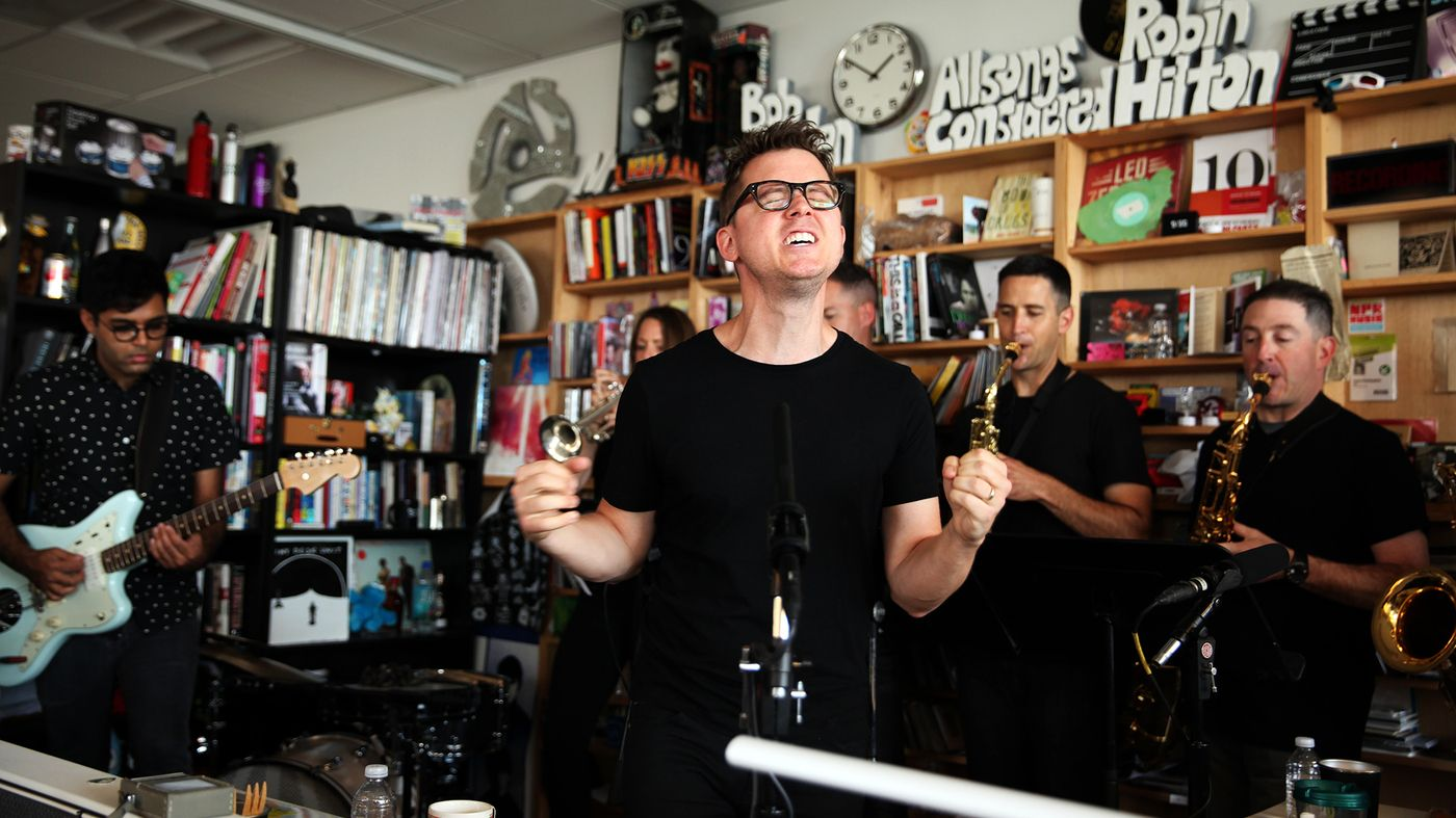 The Trio S Up Its Sound For Tiny Desk By Adding Off Duty