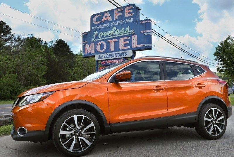 2017 Nissan Rogue Sport Nissan rogue, Nissan, Concept cars