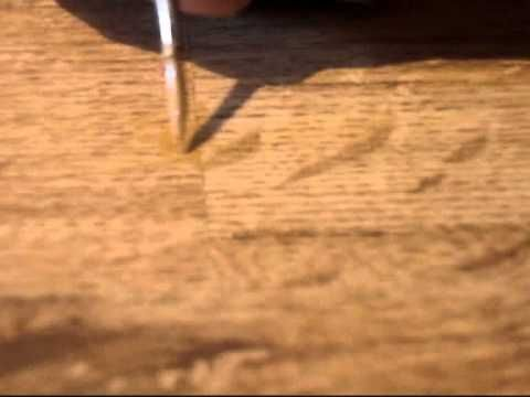 Chip In Laminate Floor How To Repair Damage By Www Repall Co Uk You