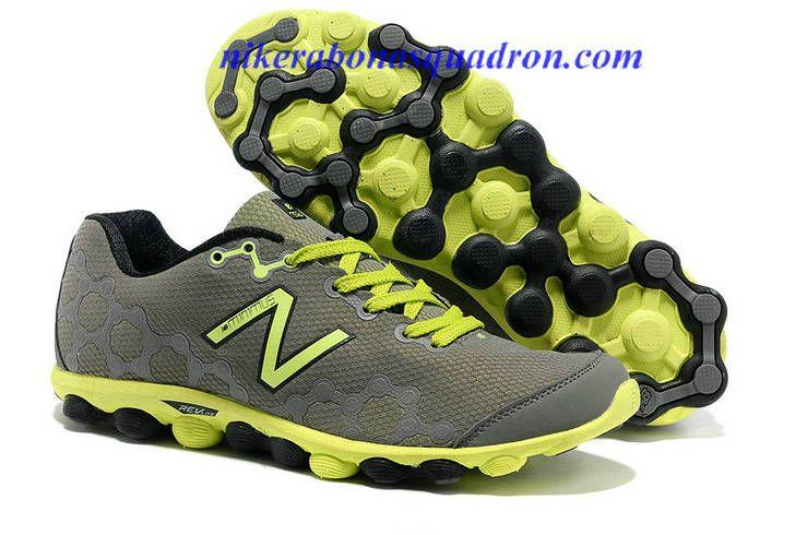 Barefoot running with the new balance minimus ionix