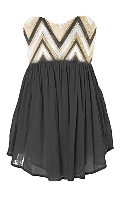 Cute dress for winter :)