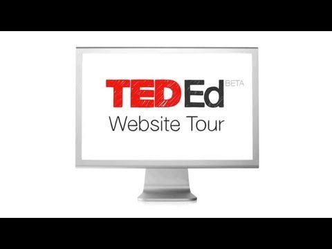 TED's new site turns any utube video into a lesson - read how!