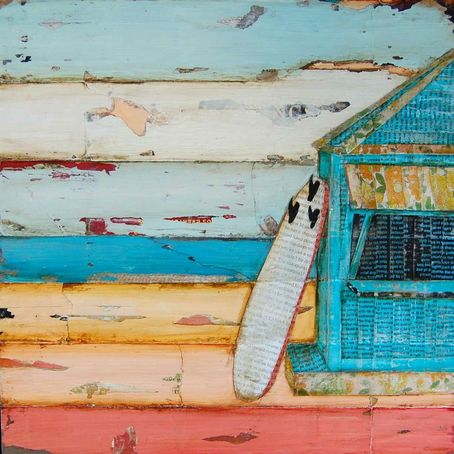 Reclaimed wood. Pretty colors. | LOVE | Pinterest | Surfboard ...