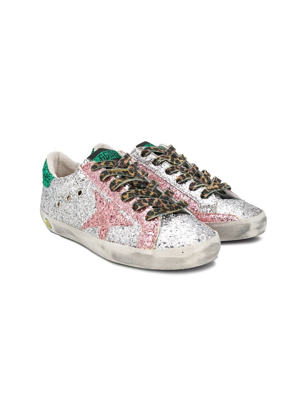 353a532302b6 Golden Goose Deluxe Brand Kids Superstar sneakers | Clothes for ...