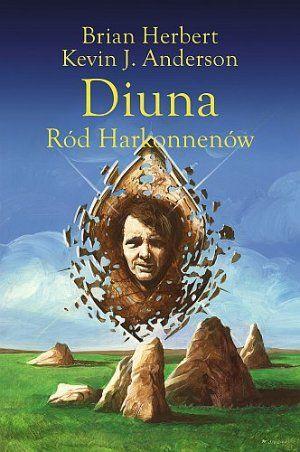 "Brian Herbert, Kevin J. Anderson, ""Diuna. Ród Harkonnenów"", przeł. Marek Michowski, Rebis, Poznań 2013.  720 stron"